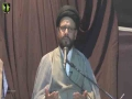 [01] Ayaam e Fatimiyah 1437 - H.I Syed Zaki Baqri  - imambargah-e-Wahdat-e-Muslimeen, Karachi - Urdu