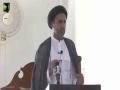 [Friday Sermon] 22 Apirl 2016 | H.I. Haider Naqvi - Defence, Karachi - Urdu