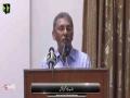 [Seminar] TeacherS Day | Spk. Abul Hasan Gokal - Urdu
