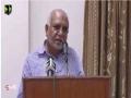 [Seminar] TeacherS Day | Spk. Professor Baqir Naqvi - Urdu