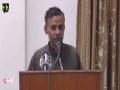 [Seminar] TeacherS Day | Spk. Professor Ather Hussain - Urdu