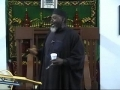 Islamic Revival Part 2 - Sunni Scholar Imam Abdul Alim Musa - Washington DC USA - English