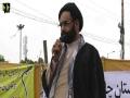 [Ahtejaji Alamatee Dharna 22 July 2016] Speech Molana Azhar Naqvi - Urdu