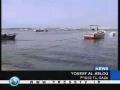 Polluted seashore - Last Israeli legacy for Gaza fishermen - 26Jan09 - English