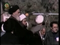 FULL SPEECH of Imam Khomeini R.A at Behesht-e-Zahra s.a after His Return - Persian