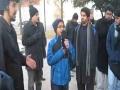Karbala Le Chal Mujhe by Syed Kumail Abbas at Arbaeen Juloos Dallas, TX Urdu