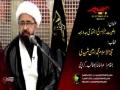[01] Topic: Ahlebait(as)ke Ijtemae JidoJahad  | H.I Muhammad Ameen Shahidi - Muharram 1438/2016 - Urdu