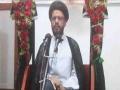 [7]  Topic: Ummat e Wahida | Maulana Zaki Baqri Muharrum 1438/2016 |  (Mahfil e Murtuza) Urdu