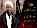 [08] Topic: Ahlebait(as)ke Ijtemae JidoJahad  | H.I Muhammad Ameen Shahidi - Muharram 1438/2016 - Urdu