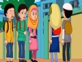 Abdul Bari Muslims Islamic Cartoon for children - Arrogant Zaid apologised -  Adventure of Abdullah - English