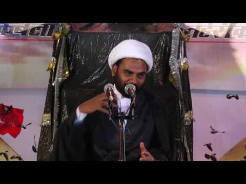 Majlis [06] | Hujjat ul Islam Moulana Akhtar Abbas Jaun | Ashaab-e-Imam Hussain [as] ki wilayat Pazeeri | Urdu