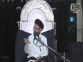 [Majlis 02] 20th Muharram 1437 - Topic : Quran-E-Mehjoor [قرآن مھجور] Allama Syed Muhammad Zaki Baqri - Urdu
