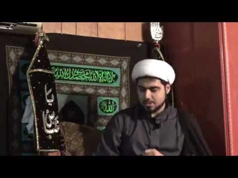 Sh. Mahdi Rastani 1st Muharram 1438/2016 English