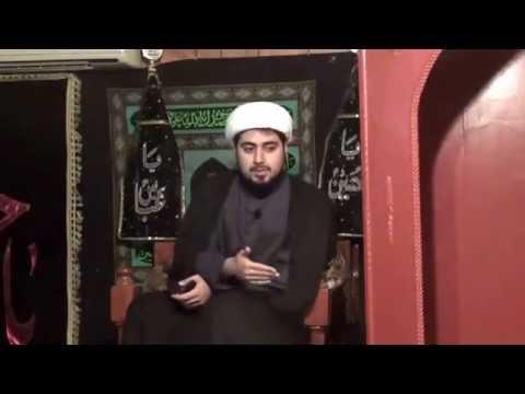 Sh. Mahdi Rastani 3rd Muharram 1438/2016 English