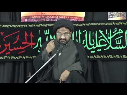 [Majlis 05][Last] Khutba-e-Mina - 19 Muharram 1438 A.H - Moulana Syed Taqi Raza Abedi