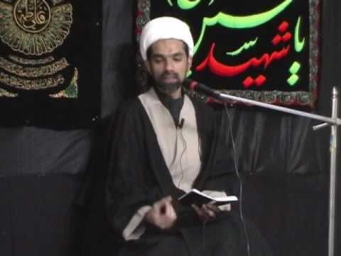 [05-Majlis 4th Muharram 1438H] Maulana Mehdi Abbas | Topic: اسلام سے اسلام تک - Urdu