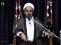 [05] Topic: Siraat-e-Mustaqeem Qurani Ayaat ke Roshni May | Moulana Muhammad Raza Dawoodani - Safar 1438/2016 - Urdu