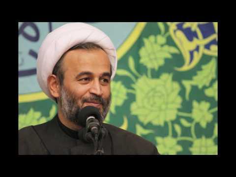 چگونه یک نماز خوب بخوانیم؟ (جلسه چهارم) - استاد پناهیان - Farsi