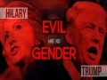 #Hillary or #Trump: Evil Has No Gender | English