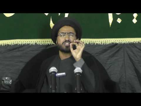 Religion of Fitra - Syed Ali Reza Kazmi - Night 22 - Muharrum 1438/2016
