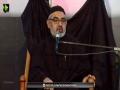 [06] عبادات میں لذّت و مزّہ کیسے آئے؟ | H.I Ali Murtaza Zaidi - 1438/2016 - Urdu