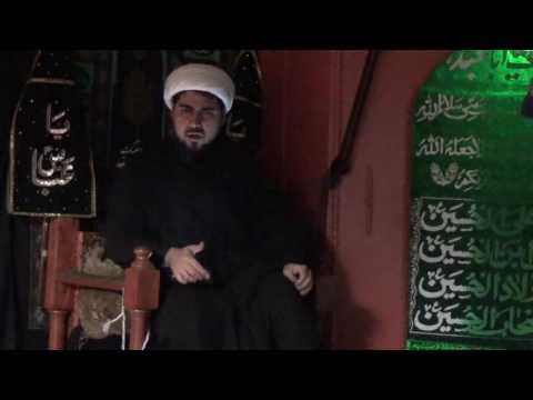 [10] Shaykh. Mahdi Rastani 10th majlis Muharram 1438/2016 IEC -San Antonio English