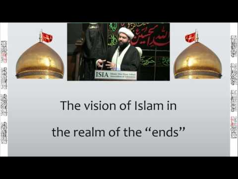 Aspects of the Revolution of Imam Hussain (A) - English