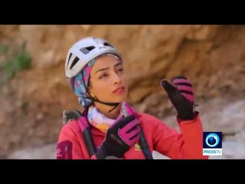 True Image: A Pilot, an Ice Climber, a Painter | Press TV English