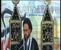 3rd Majlis 1438/2016 مودت اہلبیت ؑ اور اس کے ثمرات - H.I Syed Sadiq Raza Taqvi - Urdu