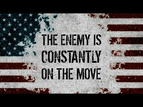 The Enemy is Constantly on the Move   Leader of the Muslim Ummah   Farsi sub English