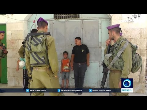 [10 November 2016] Israel arrested over 9,000 minors since 2000: Rights group | Press TV English