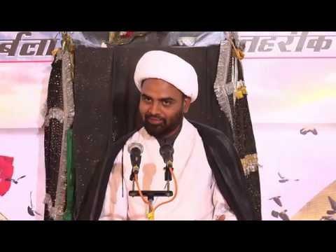 Shiatte mein aql ki taaqeed - Maulana Akhtar Abbas Jaun - Urdu