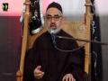 [09 Last] عبادات میں لذّت و مزّہ کیسے آئے؟ | H.I Ali Murtaza Zaidi - 1438/2016 - Urdu