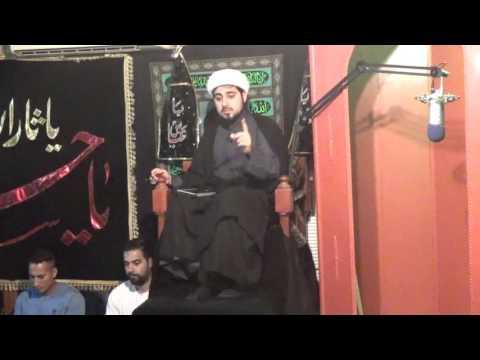[5] Shaykh Mahdi Rastani  Muharram 1438/2016 IEC - San Antonio USA English