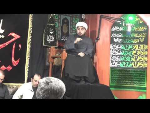 [8] Shaykh Mahdi Rastani majlis Muharram 1438/2016  IEC San Antonio English