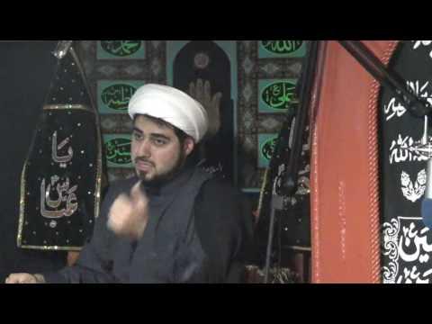 [6] Shaykh Mahdi Rastani majlis Muharram 1438/2016 IEC -San Antonio USA English