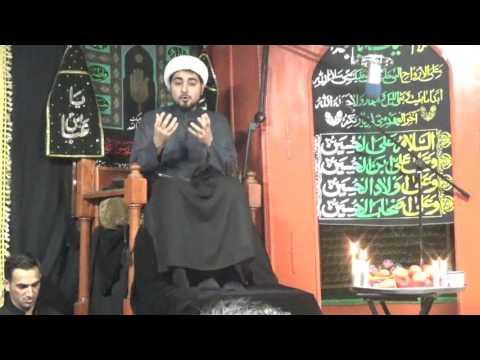 [7] Shaykh Mahdi Rastani majlis Muharram 1438/2016 IEC San Antonio USA - English