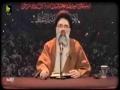 Clip - Ziarat e Imam Hussain as Goya Wajib Hai - H.I. Syed Jawad Naqvi - Urdu