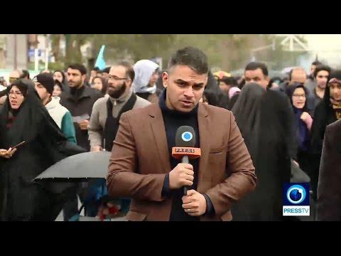 [22 November 2016] Iranians commemorate Arba'een | Press TV English