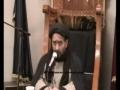 نفس کی بيمارياں اور علاج H.I. Jan Ali Shah Kazmi - 6Muharram1430 - Urdu