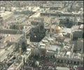 Clip - Beautiful Scenes of Harame Imam Reza(A) with Special Greetings on Him - inQiLabi Media