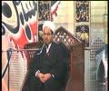 1st Majlis 26 Safar 1438 Hijari 2016 By Molana Muhammad Raza Dawoodani at Jamia Al-Sadiq G-9/2 Islamabad