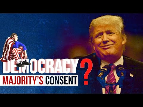 MUST WATCH | Democracy: Majority\'s consent??? | English