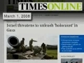 Obama, Livni & what really happened in Gaza - viewer discretion - English