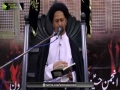 [03] Topic: Baisat-e-Nabi-e-Akram (S) kay Bunyadi Ahdaaf | H.I. Munawar Naqvi - Urdu