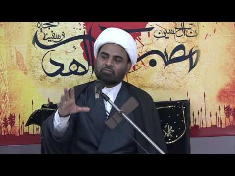 [04] Sulh Aur Jung Islam Ki Nazar Me - 24 Safar 1438 - Moulana Akhtar Abbas Jaun  - Urdu