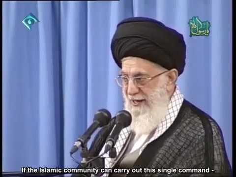 Ayatollah Khamenei: The power of reason, wisdom and acumen can solve humanity\'s problems - Farsi sub English