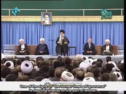 Ayatollah Khamenei: Prophet (PBUH) rose to destroy the same Ignorance Western political organizations promote to