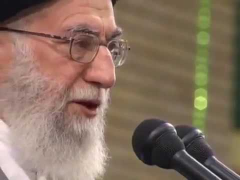 Ayatollah Khamenei: Islamic Ummah\\\'s Responsibility, Not Just Commemorating Prophet\\\'s Birthday Farsi sub English