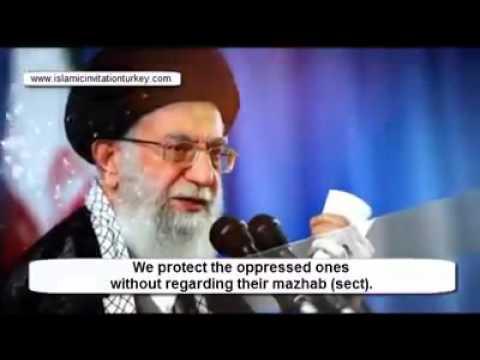 Ayatollah Khamenei: Our unchanging position on Islamic Unity - English